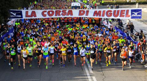 La Corsa di Miguel. 21st Edition