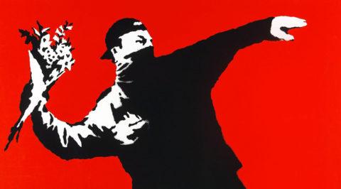 Banksy A Visual Protest