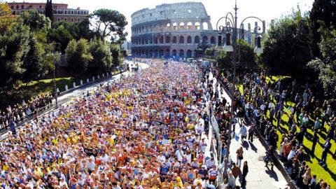 Acea Run Rome. The Marathon of Roma